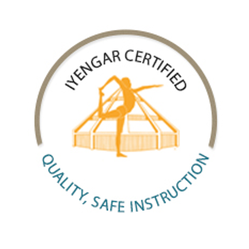 The Iyengar Yoga Certification Seal